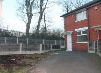 Thumbnail 2 bed semi-detached house to rent in Rydal Grove, Whitefield, Manchester