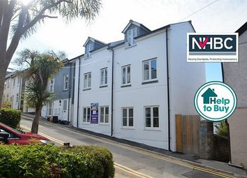 Thumbnail 3 bedroom flat for sale in New Windsor Terrace, Falmouth, Cornwall