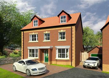Thumbnail 5 bedroom detached house for sale in Mill Lane, Llanyravon, Cwmbran