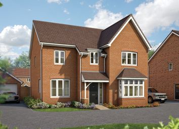 "Thumbnail 5 bedroom detached house for sale in ""The Birch"" at Edwalton, Nottinghamshire, Edwalton"