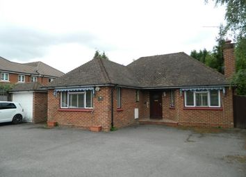 Thumbnail 3 bed bungalow to rent in Kings Road, Horsham
