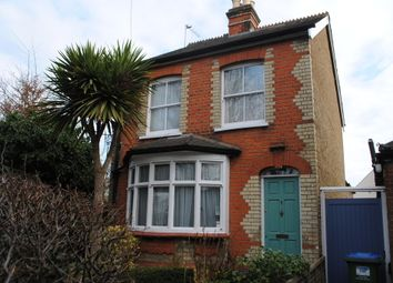 Thumbnail 3 bed detached house for sale in Esher Road, East Molesey