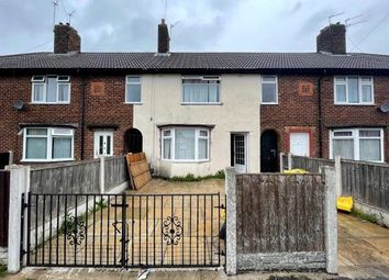 Thumbnail 3 bed terraced house for sale in Kingsheath Avenue, Liverpool