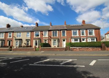 Thumbnail 2 bedroom flat for sale in Wensleydale Terrace, Blyth, Northumberland