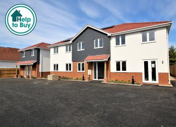Thumbnail 3 bed terraced house for sale in Patterson Close, Oakdale, Poole, Dorset