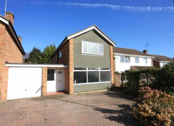 Thumbnail 3 bed link-detached house to rent in Hawthorn Road, Ripley, Woking
