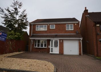 Thumbnail 4 bed detached house for sale in Appleby Gardens, Broughton, Brigg