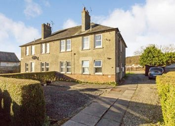 Thumbnail 2 bedroom flat for sale in North Lea, Doune, Stirlingshire