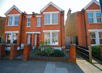 Thumbnail 5 bed semi-detached house to rent in Atbara Road, Teddington