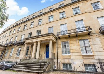 Thumbnail 1 bed flat to rent in Lansdown Crescent, Cheltenham
