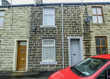 Thumbnail 2 bed terraced house for sale in Commercial Street, Stacksteads, Rossendale