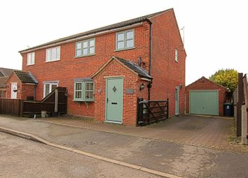 Thumbnail 3 bed semi-detached house for sale in Mill Lane, Ramsey, Huntingdon