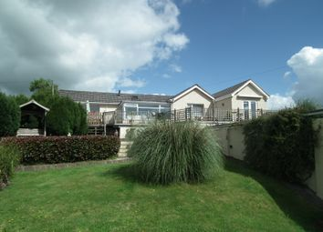 Thumbnail 4 bed detached bungalow for sale in Morval, Looe