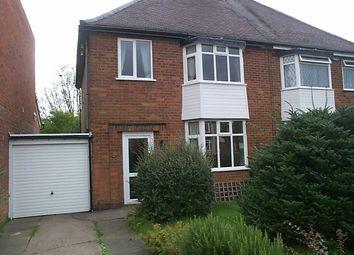 Thumbnail 3 bed semi-detached house to rent in Balden Road, Harborne, Birmingham