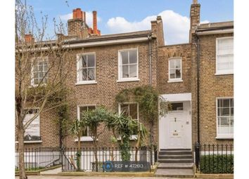 Thumbnail 1 bed flat to rent in Lofting Road, London