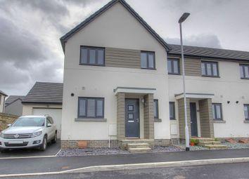 Thumbnail 3 bedroom semi-detached house for sale in Killerton Lane, Plymouth, Devon