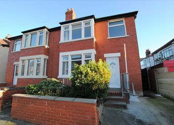 Thumbnail 3 bed property to rent in Waterfoot Avenue, Blackpool