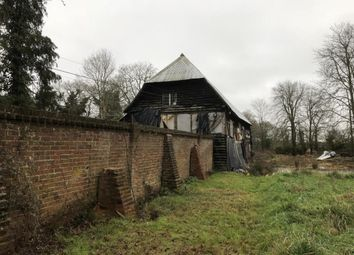 Thumbnail 5 bed barn conversion for sale in The Street, Charlwood, Horley