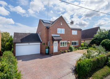 Thumbnail 4 bed detached house for sale in Great Raveley, Huntingdon