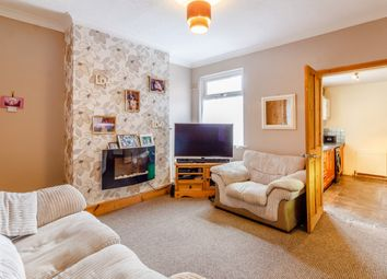 Thumbnail 2 bed terraced house for sale in Welbeck Street, Mansfield