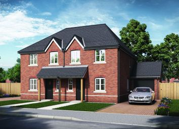 Thumbnail 3 bed semi-detached house for sale in Steventon Road, East Hanney, Oxfordshire