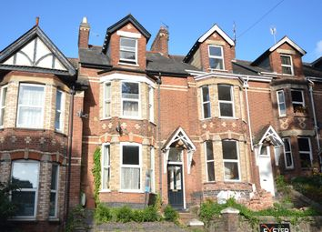 Thumbnail 4 bedroom terraced house for sale in Topsham Road, Exeter