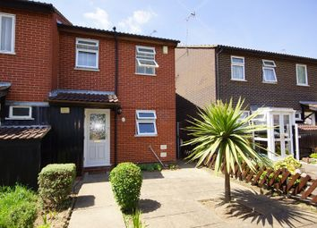 Thumbnail 3 bedroom semi-detached house for sale in Bowbank Close, Shoeburyness, Southend-On-Sea