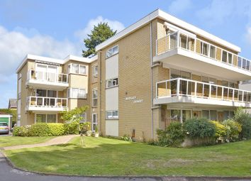 Thumbnail 2 bed flat for sale in Library Road, Ferndown