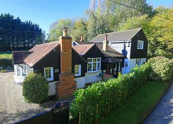 Thumbnail 4 bedroom detached house for sale in Berwick Lane, Stanford Rivers, Essex
