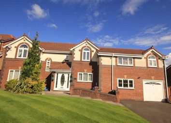 Thumbnail 5 bed detached house to rent in Bronte Close, Rochdale