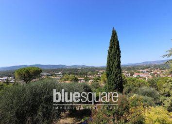 Thumbnail Land for sale in Mouans-Sartoux, Alpes-Maritimes, 06370, France