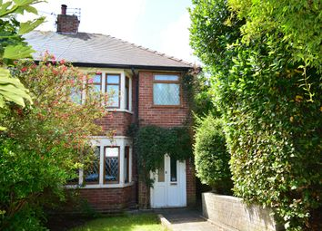 Thumbnail 3 bed semi-detached house for sale in Brough Avenue, Bispham, Blackpool