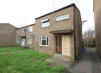 Thumbnail 3 bed end terrace house for sale in Chelveston Way, Westwood, Peterborough