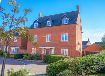5 bed detached house for sale in Chainbridge Court, Thrapston, Kettering NN14