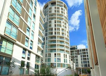 Thumbnail 1 bed flat for sale in Trinity Tower, Canary Wharf