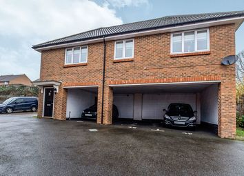 Thumbnail 2 bed flat for sale in Summerson Close, Rochester