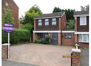 Thumbnail 3 bedroom link-detached house for sale in Lichfield Road, Wolverhampton
