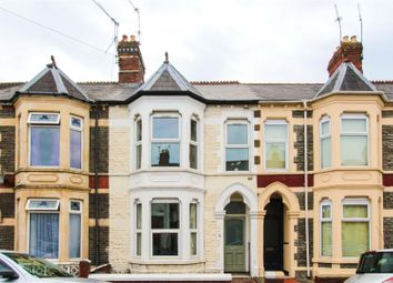 Thumbnail 2 bed flat to rent in Theobald Road, Canton, Cardiff