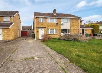 Thumbnail 3 bed semi-detached house for sale in Riders Way, Chinnor, Oxfordshire