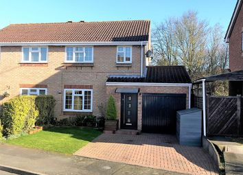 3 bed semi-detached house for sale in Miller Hill, West Hunsbury, Northampton NN4