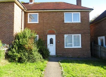 Thumbnail 3 bed semi-detached house for sale in Aldermoor Avenue, Southampton