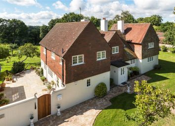 Thumbnail 5 bed detached house for sale in Ballsdown, Chiddingfold, Godalming, Surrey