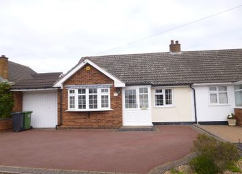 Thumbnail 2 bed semi-detached bungalow to rent in Clifton Avenue, Aldridge, Walsall
