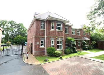 Thumbnail 2 bed flat to rent in Tudor Court, London Road, Windlesham