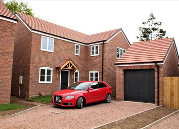Thumbnail 4 bed detached house for sale in Beckford Grove, Welland Road, Upton Upon Severn, Worcestershire