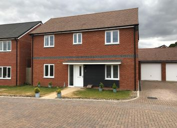 Thumbnail 4 bed property to rent in Linacre Road, Basingstoke
