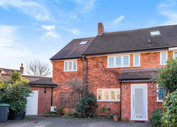 Thumbnail 5 bed semi-detached house for sale in Barnfield Gardens, Kingston Upon Thames