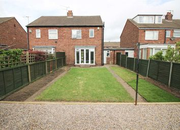 Thumbnail 2 bed semi-detached house to rent in Arundel Drive, Whitely Bay, Whitely Bay