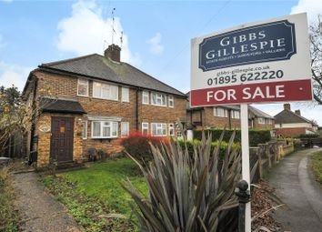 Thumbnail 3 bed semi-detached house for sale in St. Annes Road, Harefield, Uxbridge, Middlesex