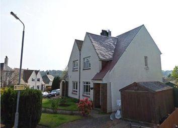 Thumbnail 3 bedroom semi-detached house to rent in Elm Road, Bridge Of Weir, Renfrewshire